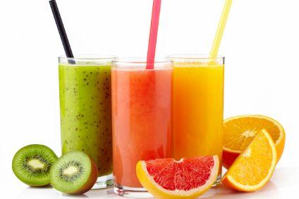 Erfrischende Getränke